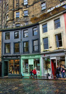 Grass Market Edinburgh No.3