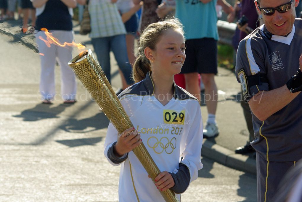 The Torch Bearer - Olympics 2012