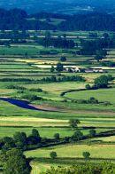 Llandeilo valley Wales