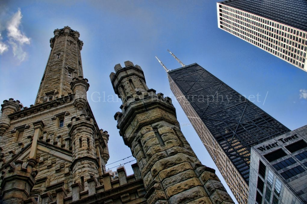 The Water Tower - Chicago