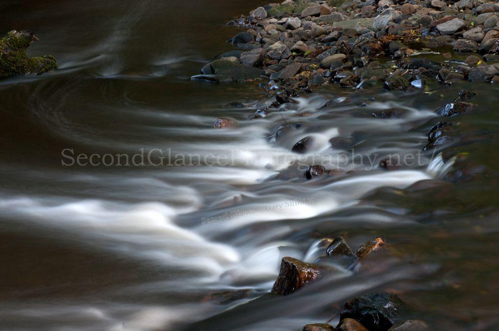 Gentle ebbing flow