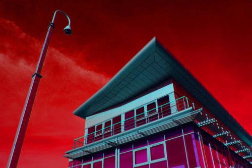Infra Red - Big Borvaz Watchin