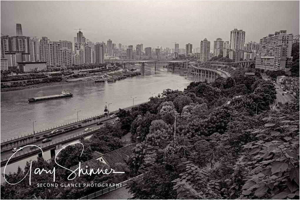 Jialing River Chongching
