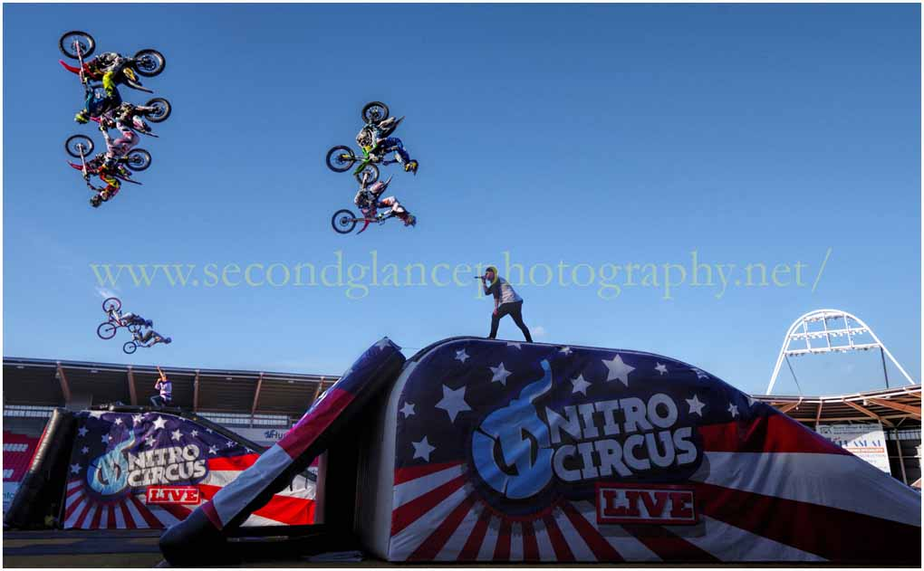 Lots going on - Nitro Circus