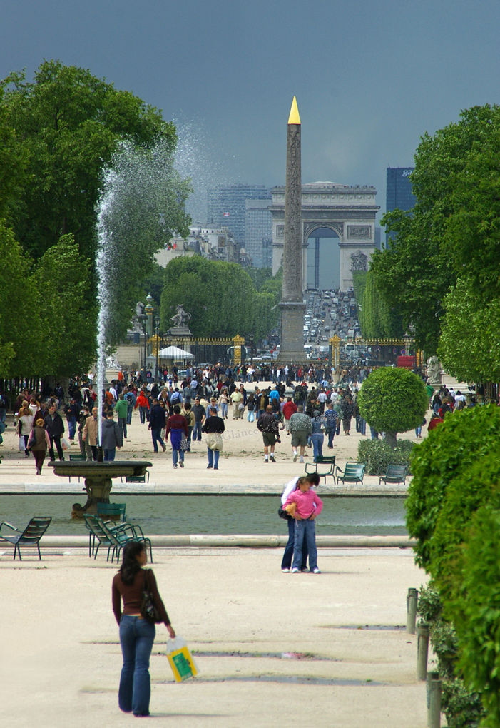 Luxor Obelisk - Paris