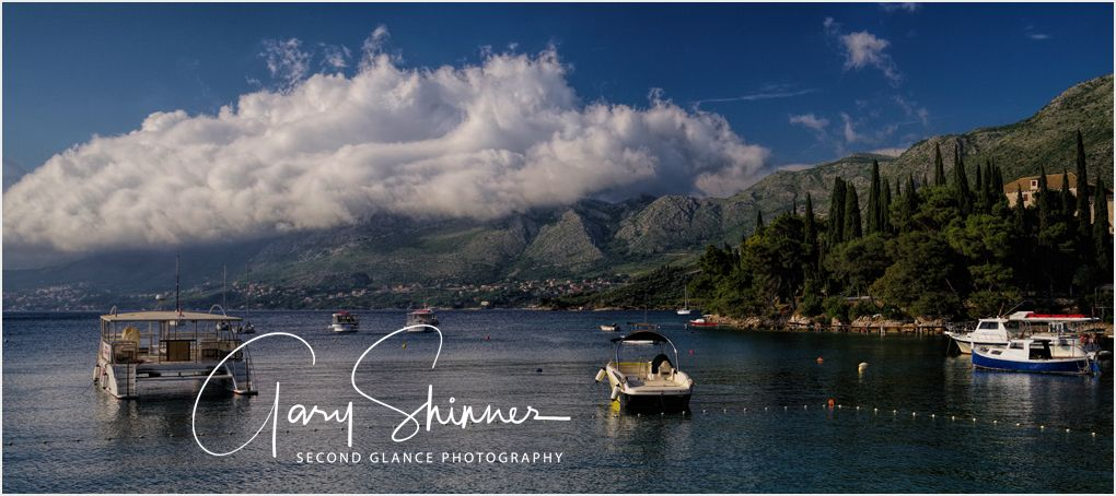 Storm on the way - Cavtat