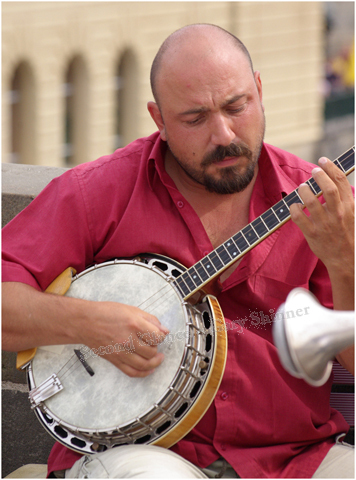 The Banjo Man