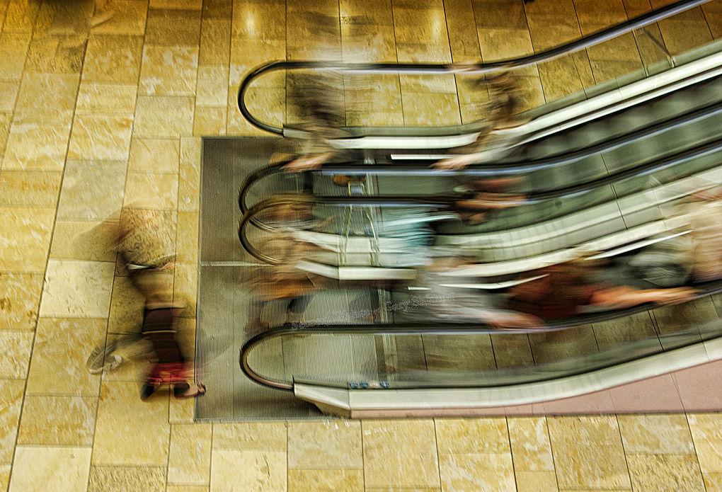 The escalator No.5