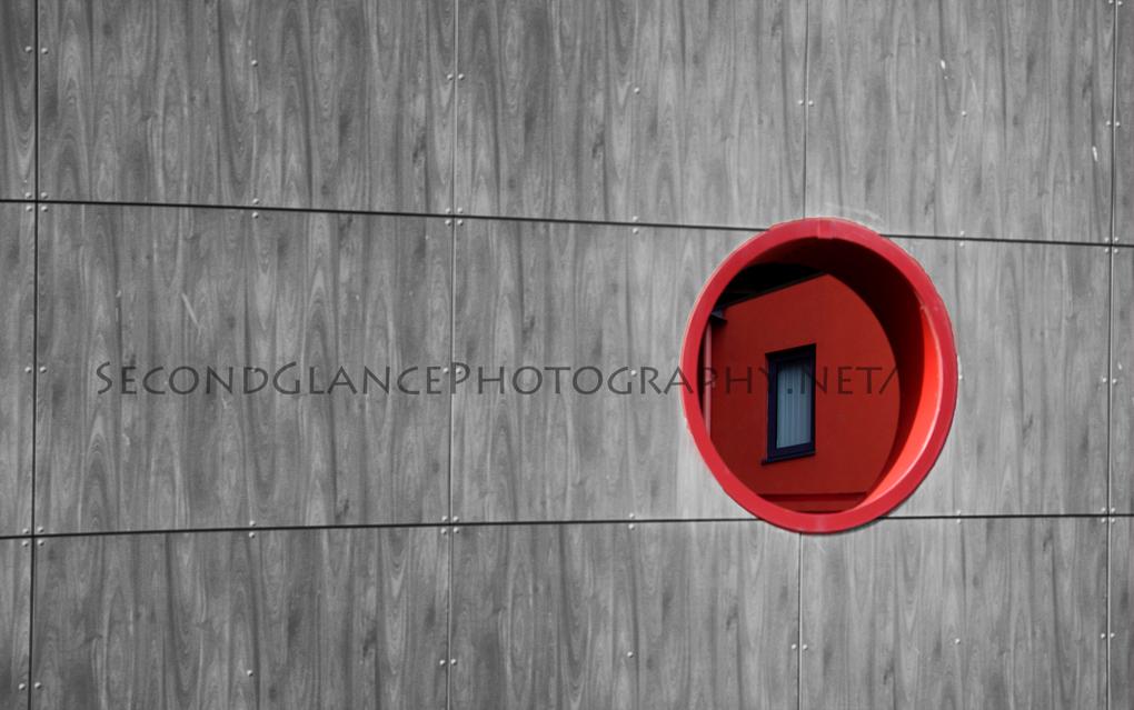 Through The Red Porthole