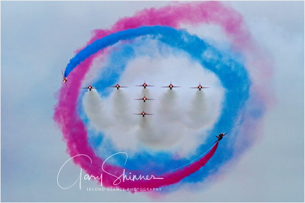 Tornado No2 Red Arrows