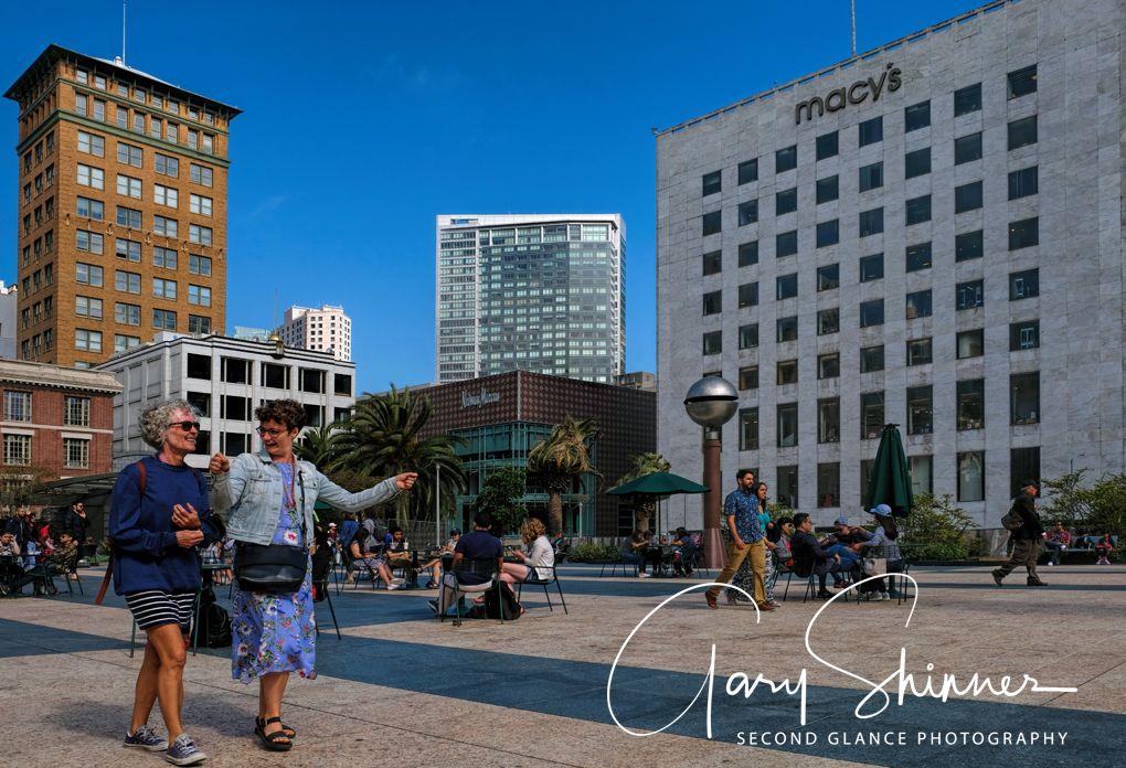 Union Square - San Fran
