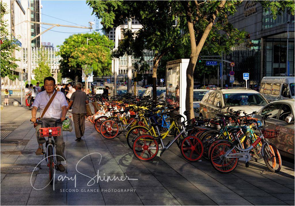bike initiative in Beijing