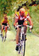 Fignon versus Lemond