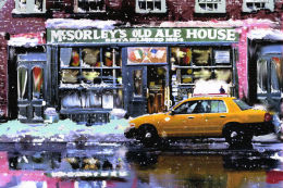 McSorleys Old Ale House NYC