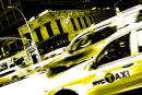 P J Clarkes New York Taxis