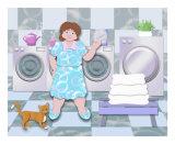 Mrs Lovey's Launderette