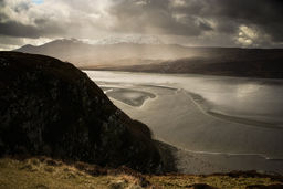 Approaching Storm, Kyle of Tongue
