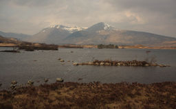 Black Mount, Rannoch Moor