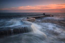 Breakwater, St Monans
