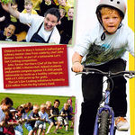 Cyclists and tug-of-war for 'Big'-the Big Lottery Fund magazine