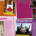 Top right and bottom right image for the Big Lottery Fund magazine