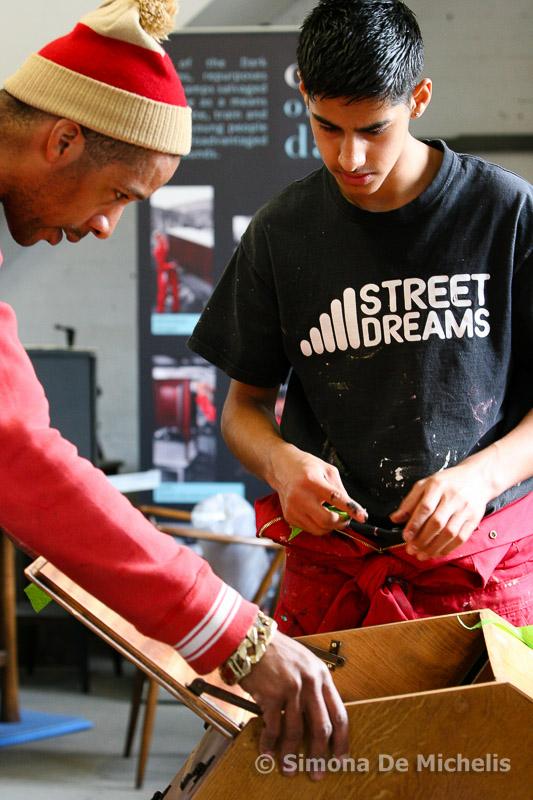 Street Dreams charity