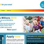 Image used on the Big Lottery Fund website