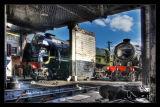 Carnforth Engine Shed