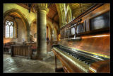 Old Church Piano