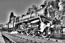 Steam Train 73096