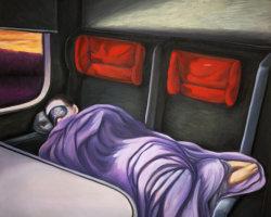 How to sleep on a night train