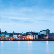 Early Morning Wexford Town