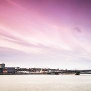 Magenta Sunset