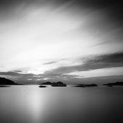 Redang Sunrise Monochrome