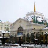 siberian railway station
