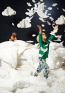 """""""Stories In The Clouds"""" AW14 Nightwear"""