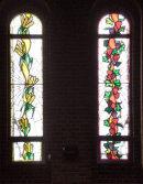 Eucharist windows