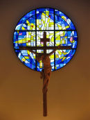 Resurrection Window, Our Lady & St Joseph's Catholic Church, Hanwell