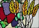 Eucharist window