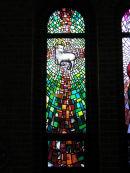 Trinity Windows, The Lamb of God