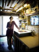 All work is made in Sophie's studio in Ealing