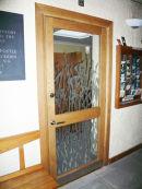 Confessional Door