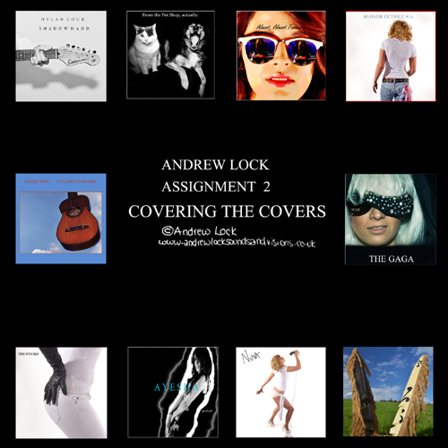 COVERING THE COVERS - HEADER
