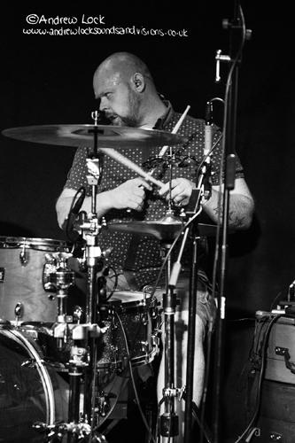 CHANTEL McGREGOR (BAND) - ZEPHYR LOUNGE, LEAMINGTON SPA 2014