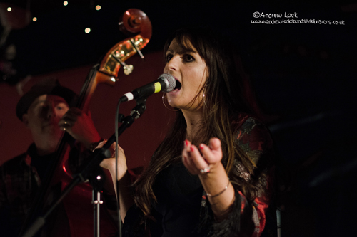 CHERRY LEE MEWIS - ZEPHYR LOUNGE, LEAMINGTON SPA 2013