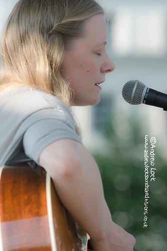 SARAH RUDDICK - LEAMINGTON PEACE FESTIVAL 2016