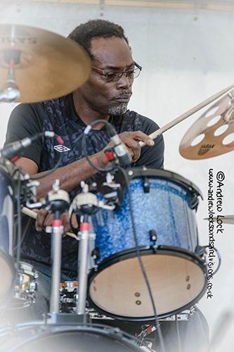 CULTURE DUB ORCHESTRA - LEAMINGTON PEACE FESTIVAL 2016