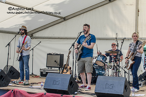 ROSETTA FIRE - LEAMINGTON PEACE FESTIVAL 2017