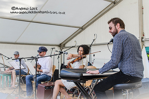 MERRYMAKER - LEAMINGTON PEACE FESTIVAL 2017