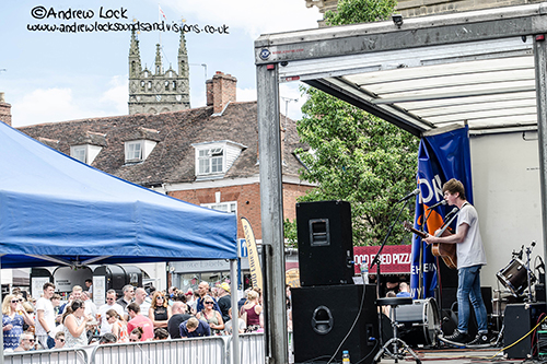 JOE DOLMAN - WARWICK FOOD FESTIVAL 2017